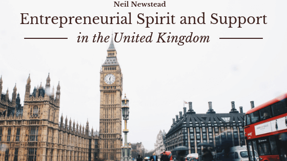 Entrepreneurial Spirit and Support in the UK