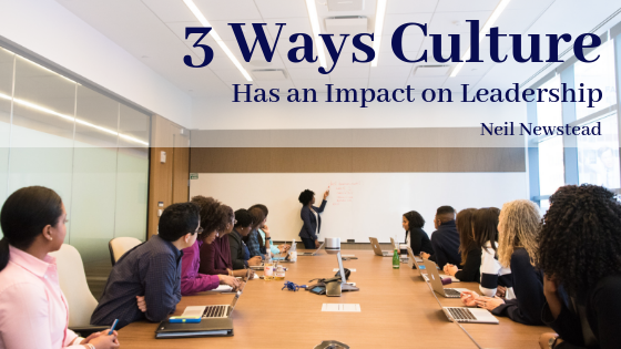 3 Ways Culture Has An Impact On Leadership